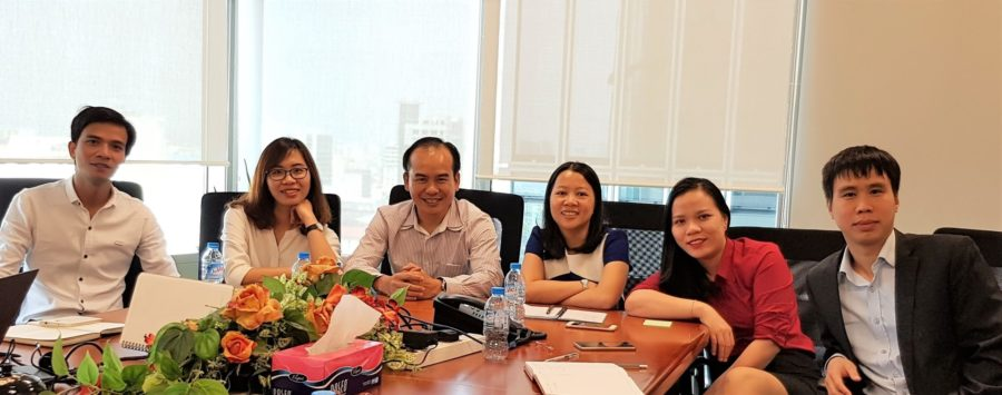 REDA Chemicals Extended its Network to Vietnam